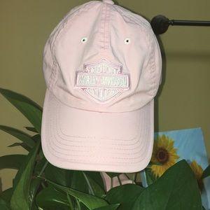Harley Davidson ball cap hat